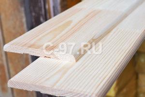 Наличник деревянный сосна/ель